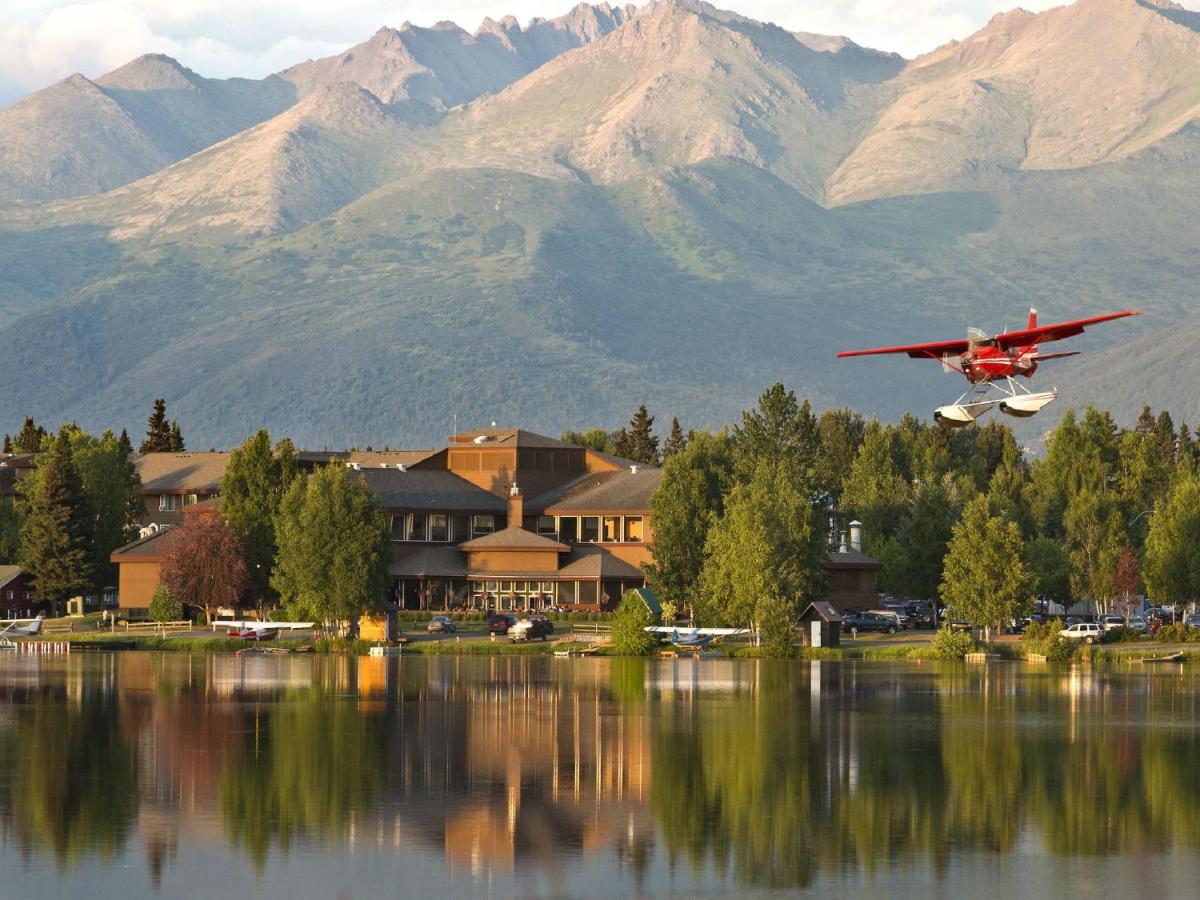Hotels In Anchorage Alaska
