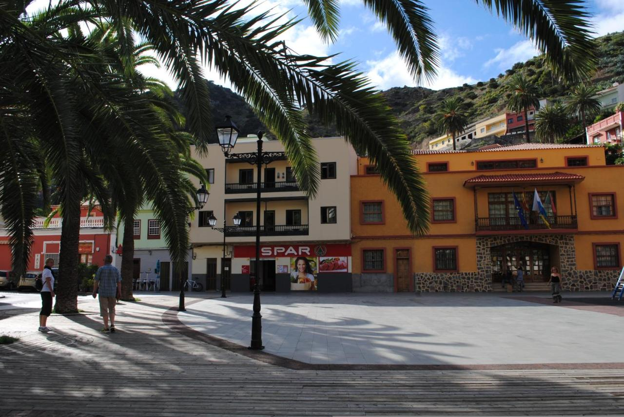 Guest Houses In Vallehermoso La Gomera