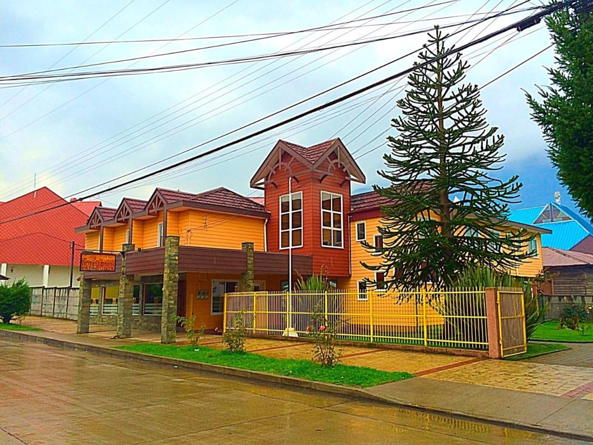 Hotels In Puerto Chacabuco Aysen