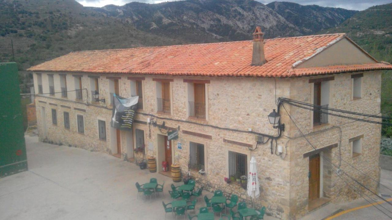 Guest Houses In Pitarque Aragon