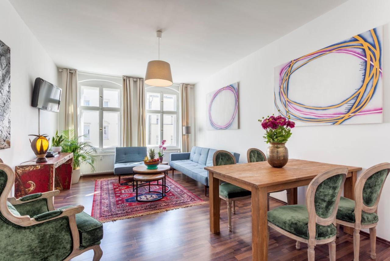Greatstay Apartment Rheinsbergerstr Berlin Harga 2018 Terbaru