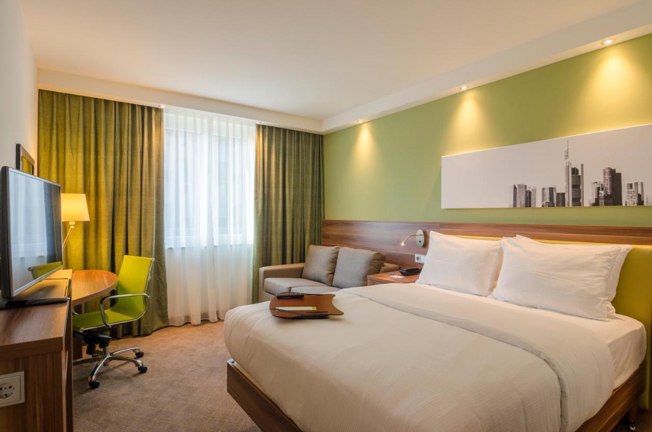 Hotel Hampton by Hilton Nürnberg City, Germany - Booking.com
