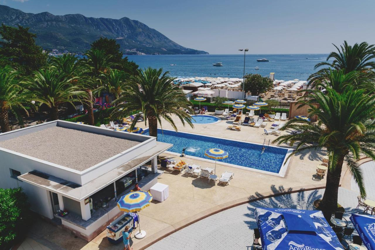 Hotel Montenegro (Montenegro Budva) - Booking.com