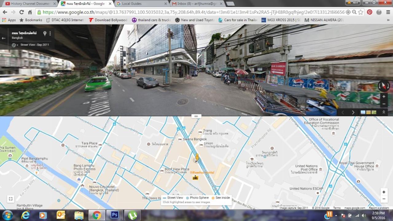 Hostel SiBamboo Bangkok Thailand Bookingcom