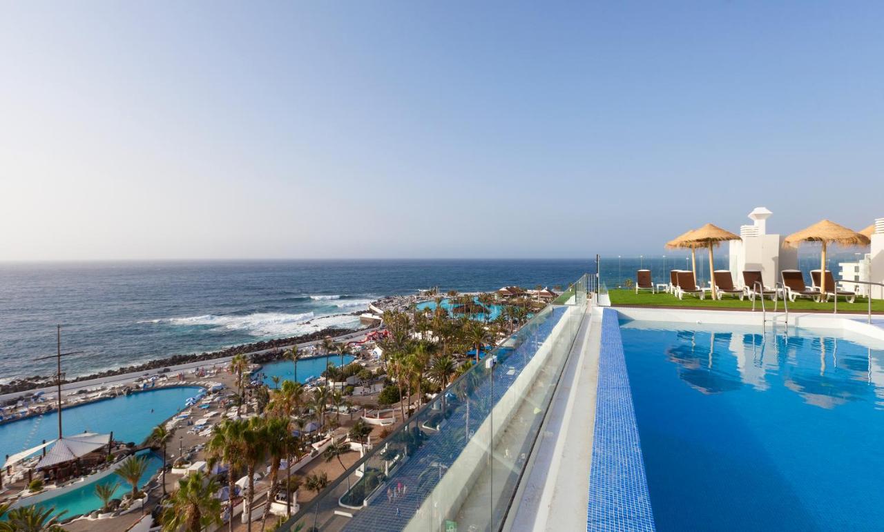 Hotels In Puerto De La Madera Tenerife