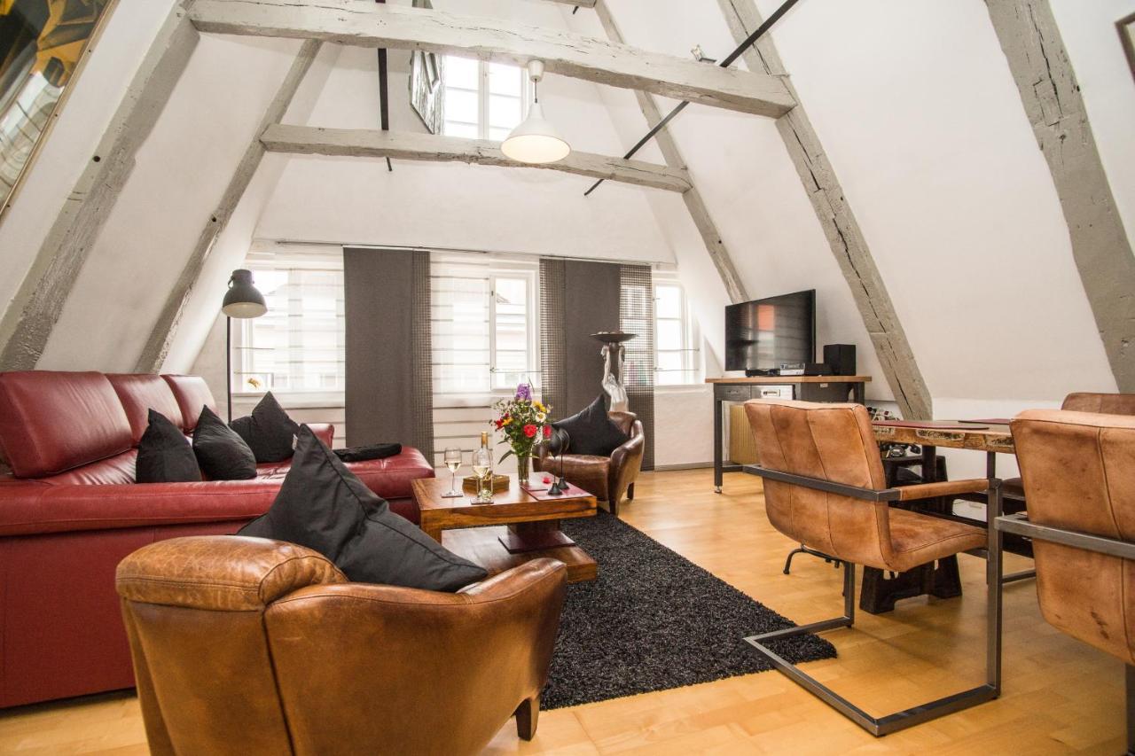 Ferienwohnung Atelierwohnung im Altstadthaus (Deutschland Lübeck ...