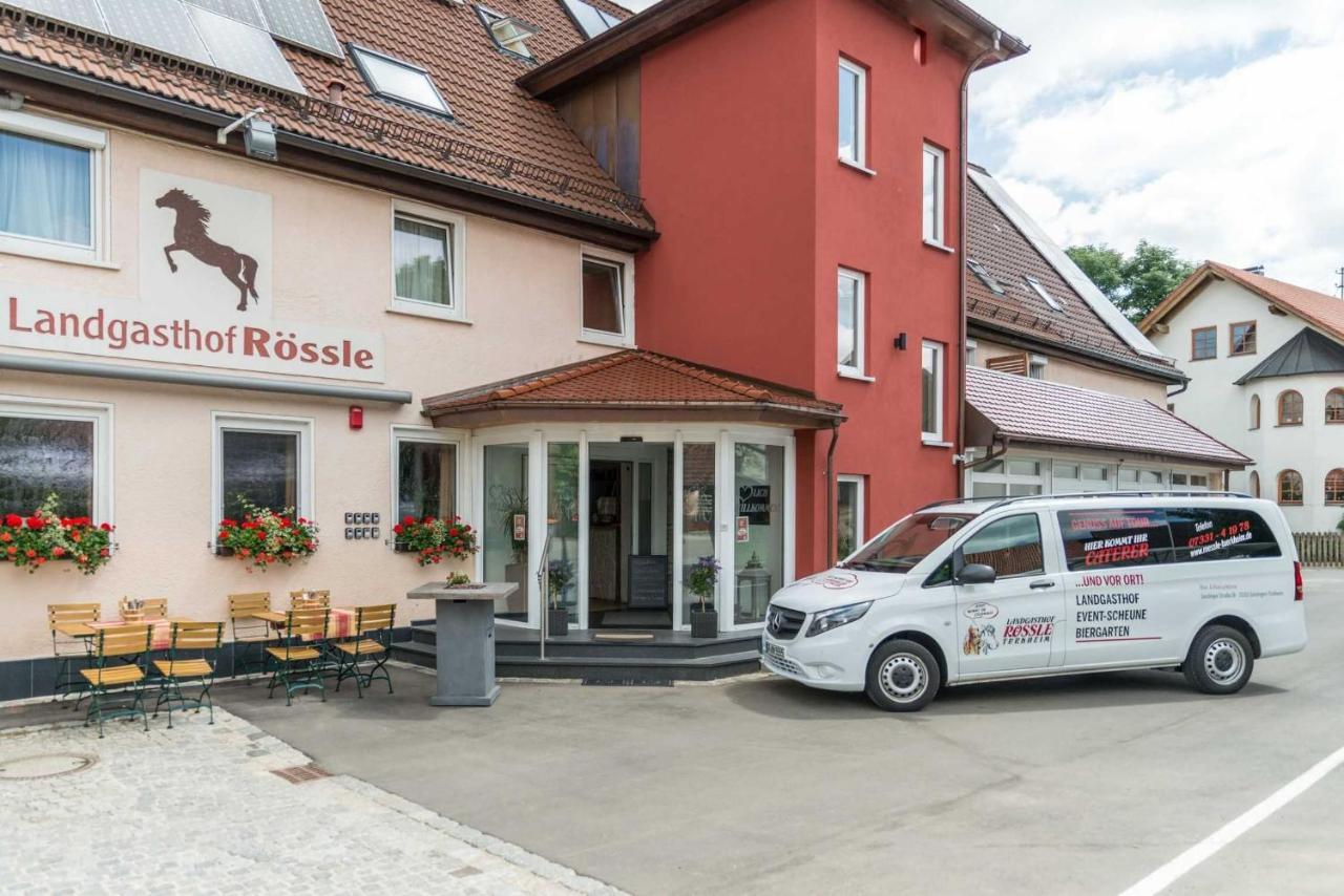 Pension Hörners Landgasthof Deutschland Geislingen An Der Steige