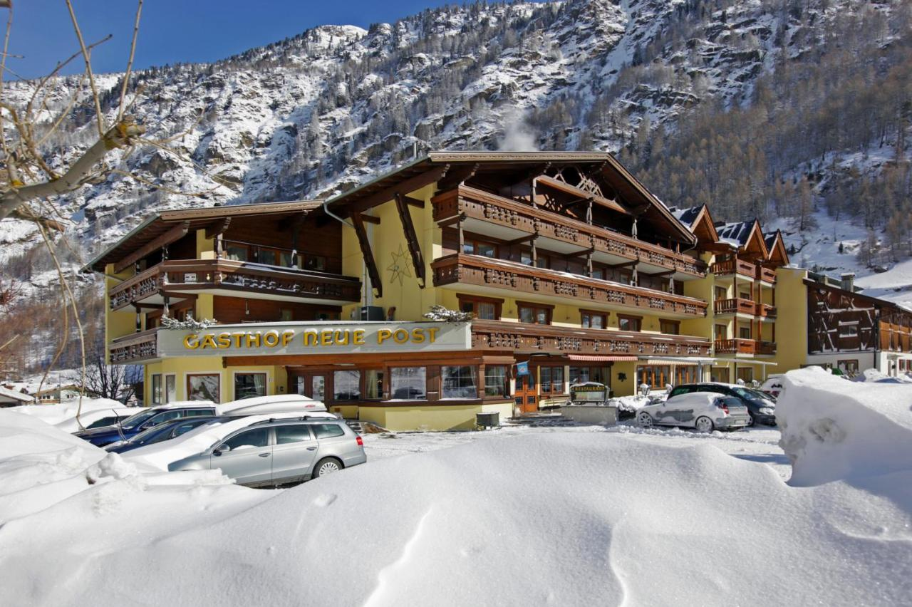 Exceptionnel Hotel Gasthof Neue Post, Sölden, Austria - Booking.com SV17