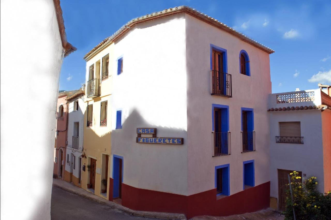 Guest Houses In Polop Valencia Community