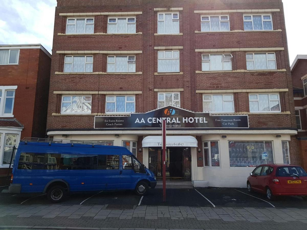 AA Central Hotel Blackpool