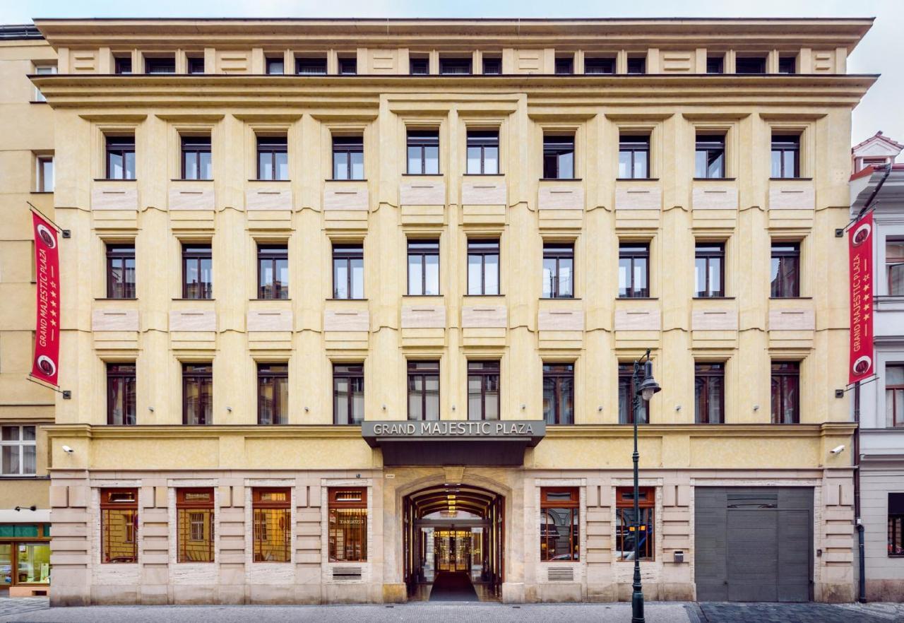 Hotel Grand Majestic Plaza Prague Czech Republic Booking Com