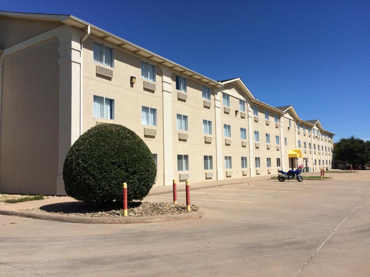Hotels In Burkburnett Texas