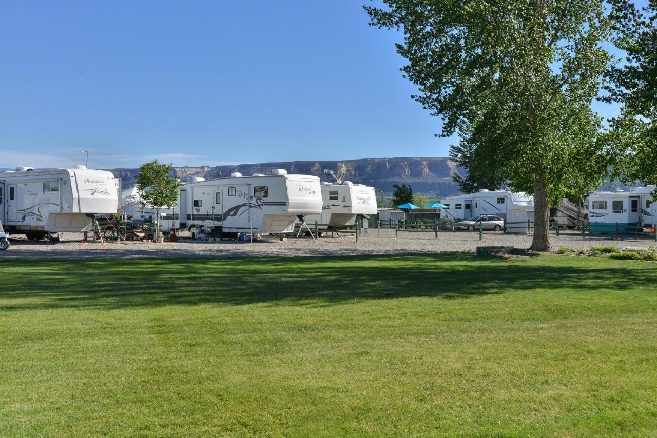 Campground Junction West RV Park Grand CO