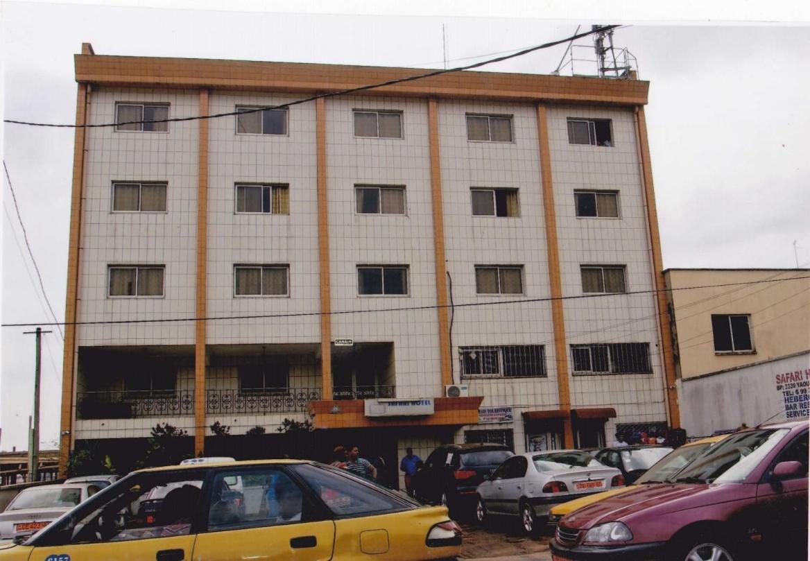 Safari Hotel (Kamerun Yaoundé) - Booking.com