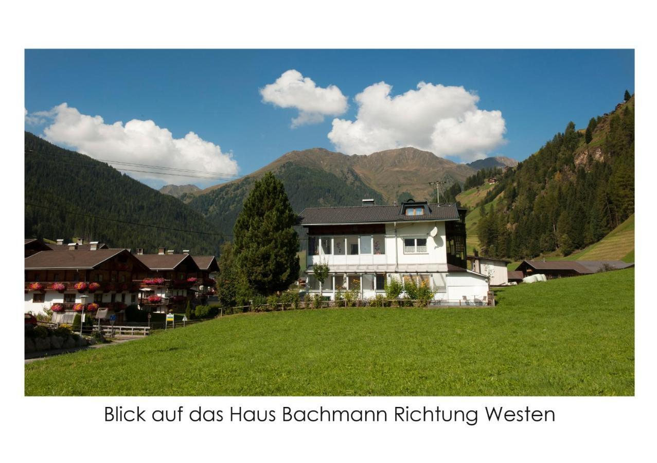 Apartment Ferienwohnung Helmut Bachmann Innervillgraten Austria