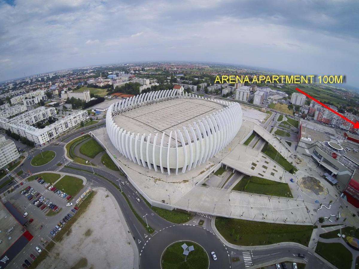 Arena Zagreb Apartment 16b8993137