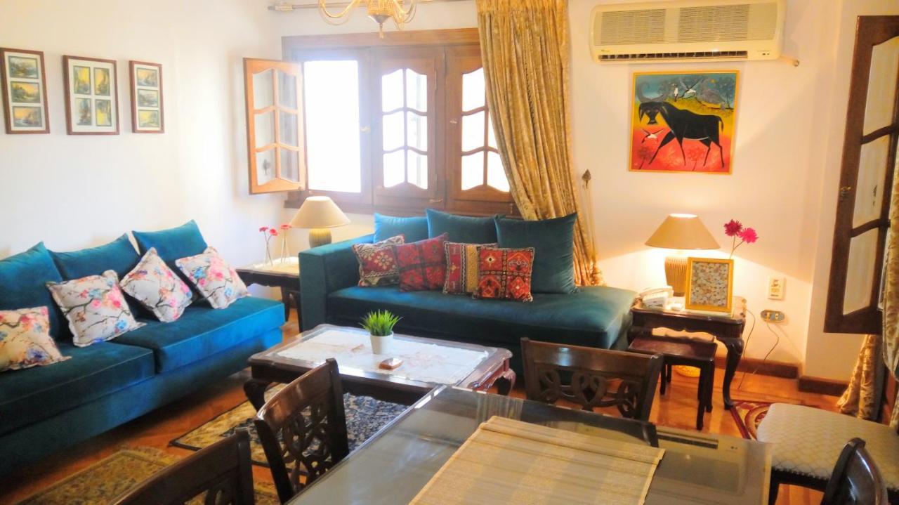 Zahraa Al Maadi Apartment, Cairo, Egypt - Booking com