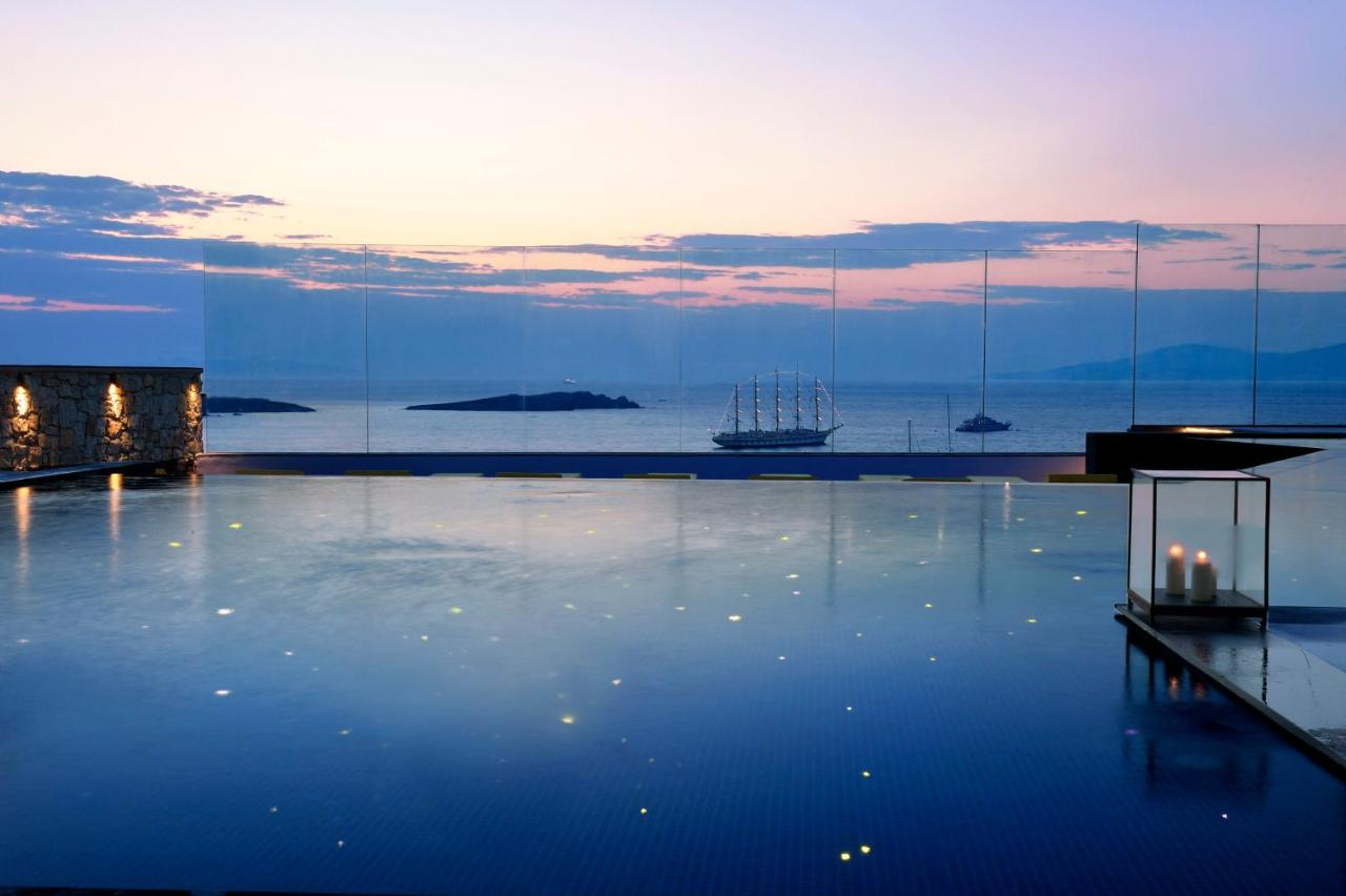 Myconian Korali Relais and Chateaux Hotel in Mykonos - One of the best 5 star hotels in Mykonos