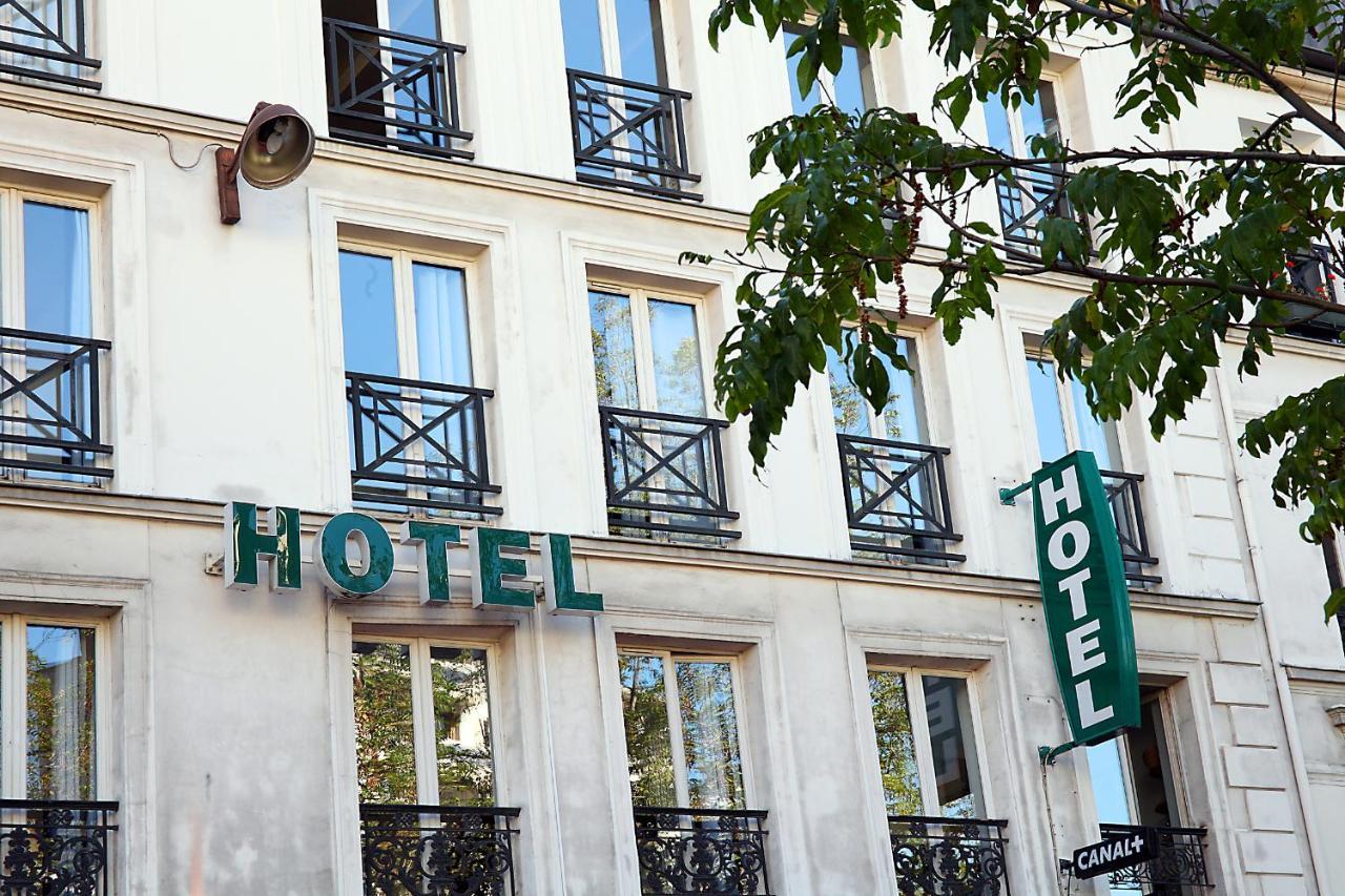Hotel Edgar Quinet Hotel De La Tour Paris France Bookingcom