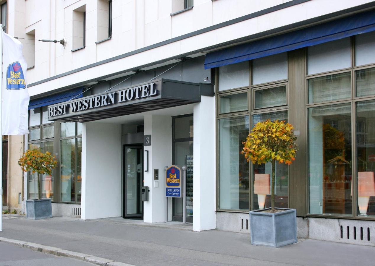 Hotel Best Western City Centre Leipzig Deutschland Leipzig