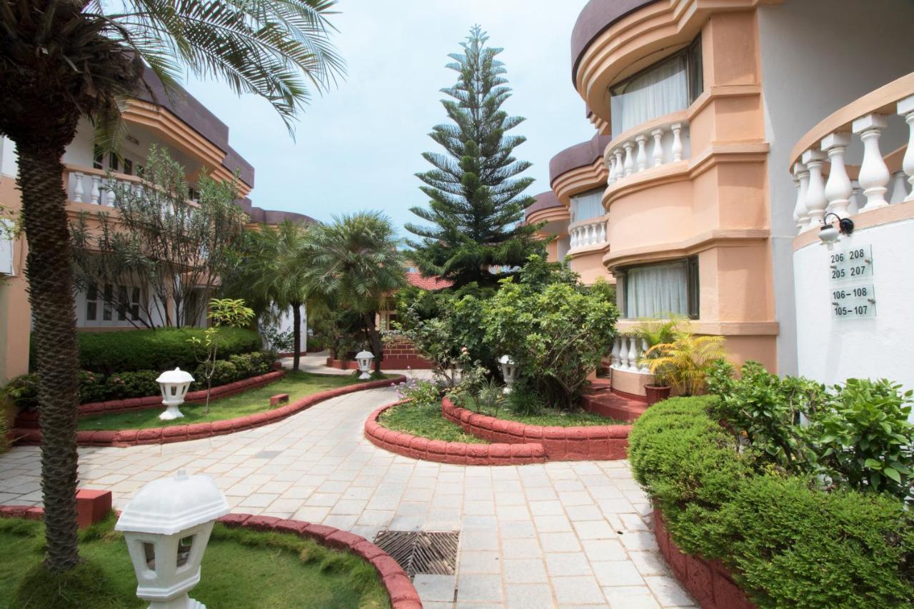 Lotus Resort 3 (India Goa): photos and reviews of tourists 37