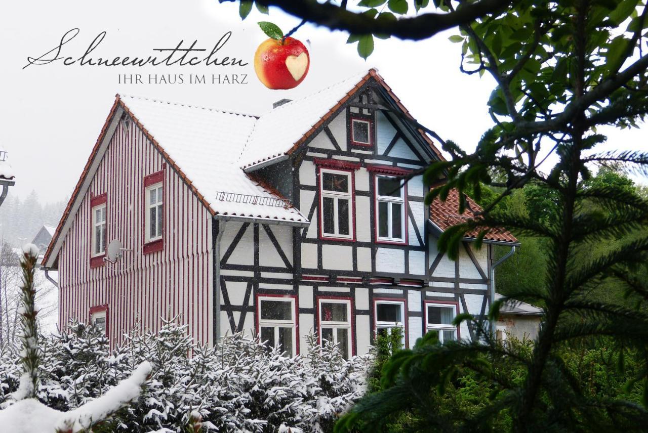 Ferienwohnung Harzhaus Schneewittchen (Deutschland Sorge) - Booking.com