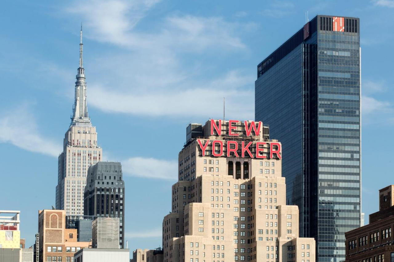 The New Yorker, A Wyndham Hotel, New York City, NY - Booking.com