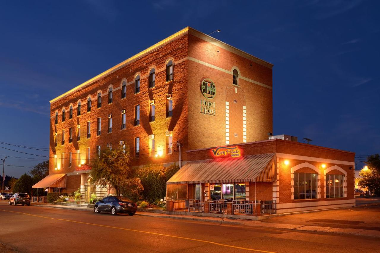 Hotels In Saint-david-de-falardeau Quebec