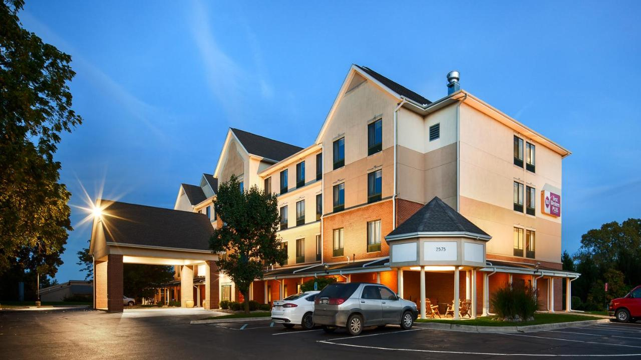 Hotels In Paw Paw Michigan