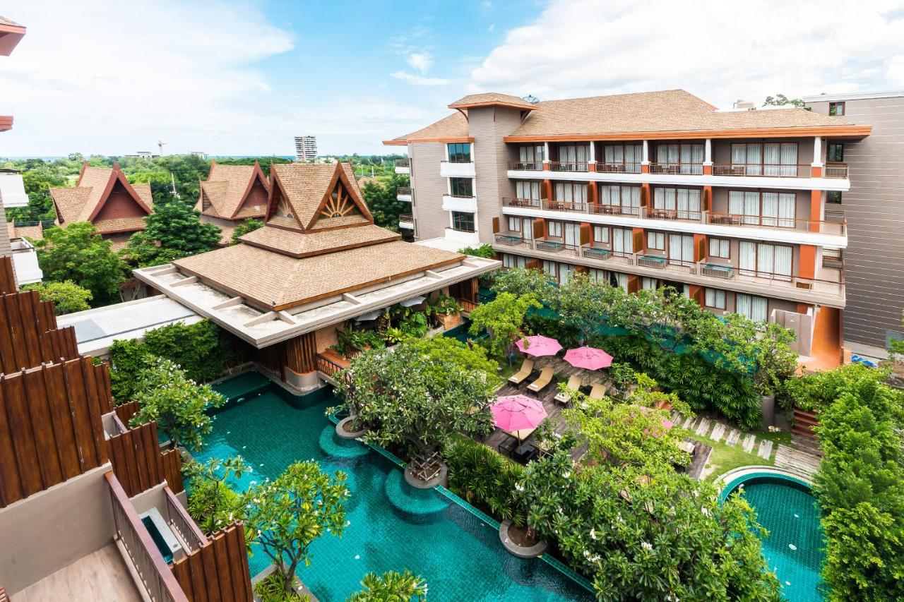 Ayrest Hua Hin Hotel, Thailand - Booking.com