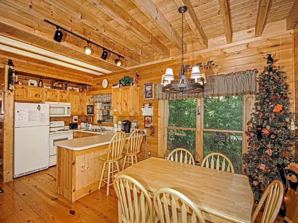 Vacation Home Bear Country Cabin - Two Bedroom Home, Gatlinburg ...