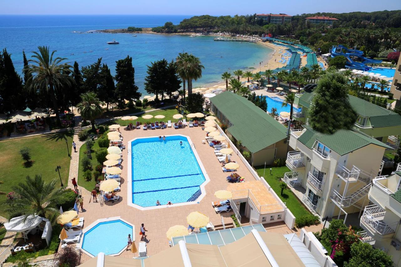 Hotel Incekum West Otel 4 (Turkey, Alanya): photo, description