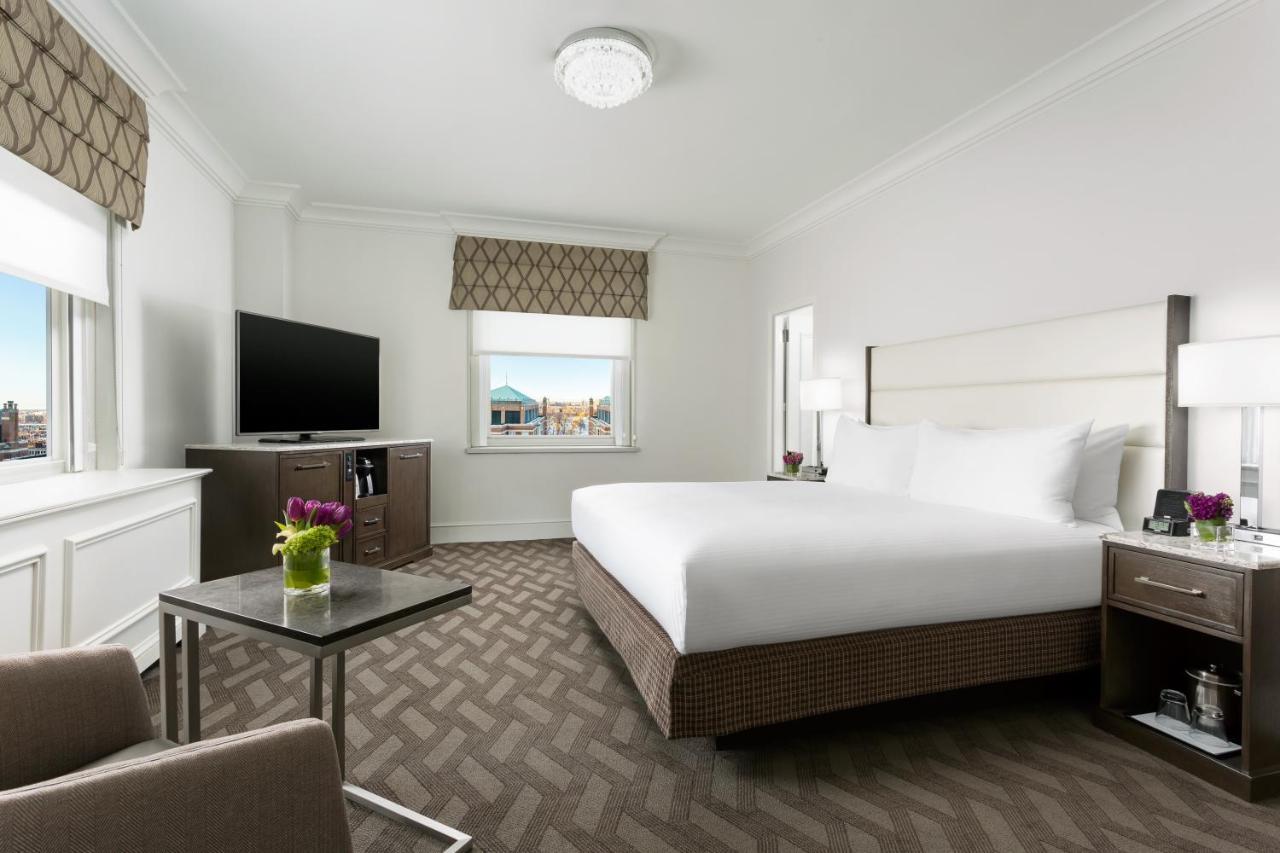 Hotel Boston Park Plaza Usa Boston Booking Com