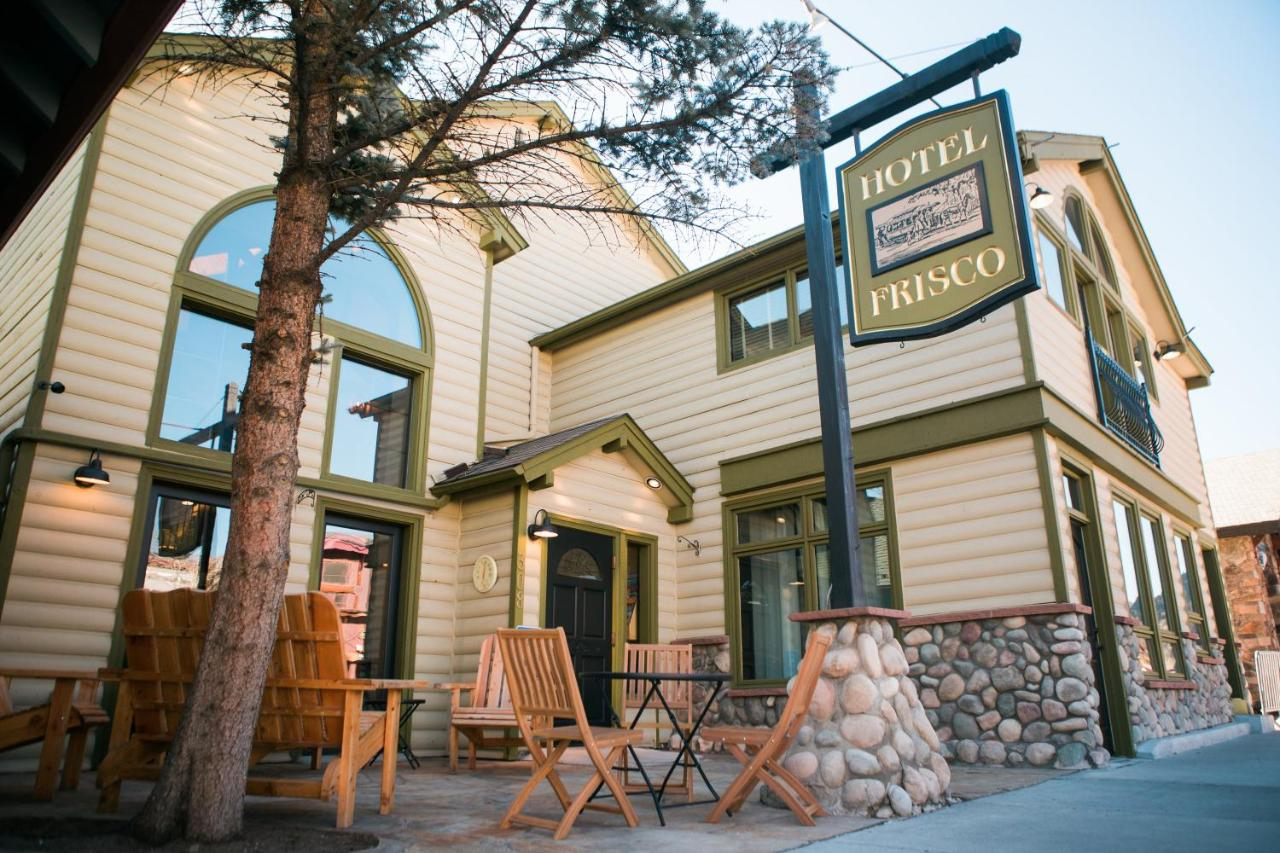 Hotels In Frisco Colorado