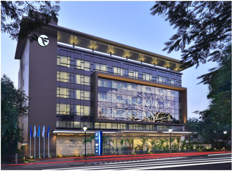 Hotel Fortune Blue Hotel Fortune Miramar Goa Panaji India Bookingcom