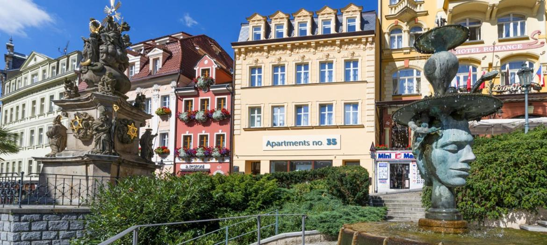 85d5913e40db7 Family Apartments 35 (Apartment), Karlovy Vary (Czech Republic) Deals