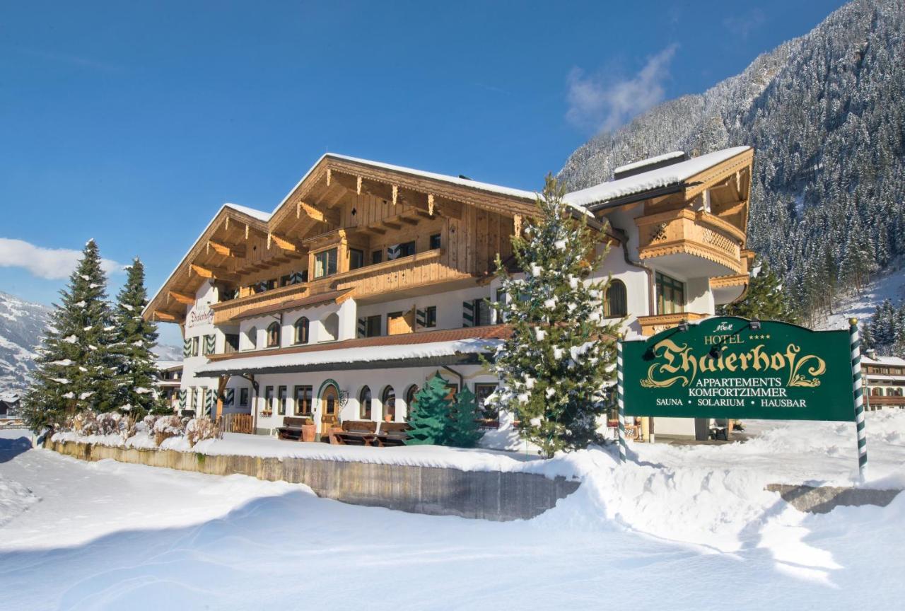 Apparthotel Thalerhof, Mayrhofen, Austria - Booking.com