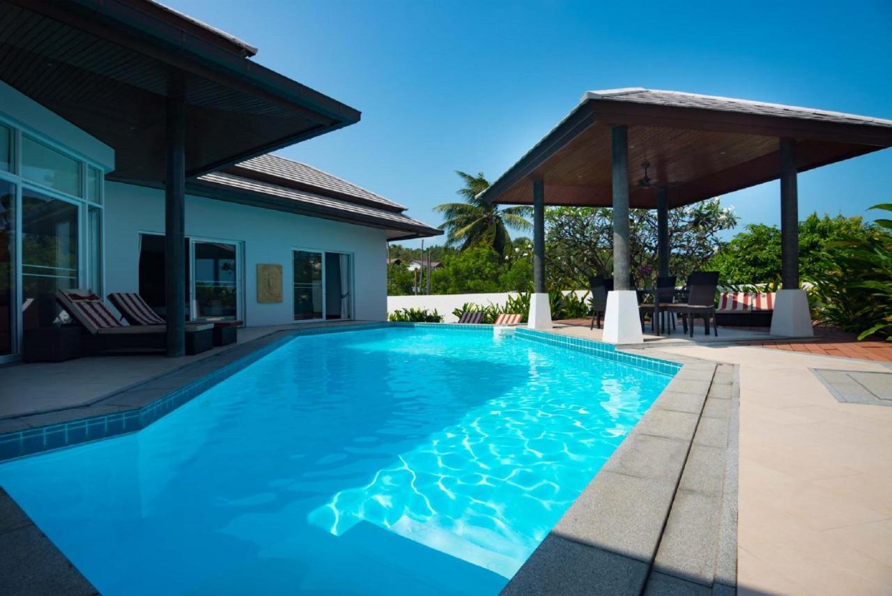 Villa Siam Noi, Choeng Mon Beach, Thailand - Booking.com
