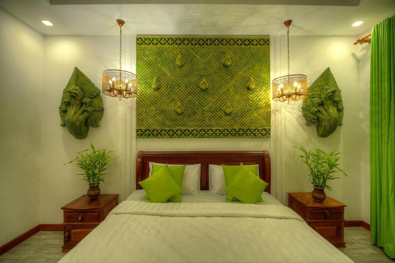Hotel Kanak Angkor Boutique, Siem Reap, Cambodia - Booking.com