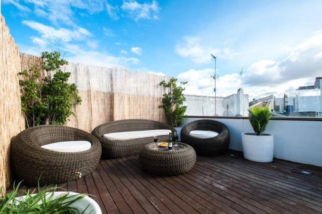 Apartma Atico Santa Cruz Terraza Es Sevilla Booking Com