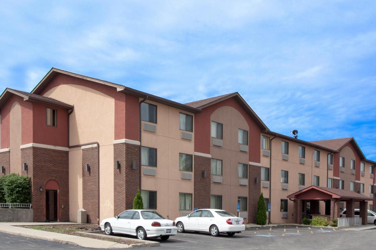 Hotels In Romeoville Illinois