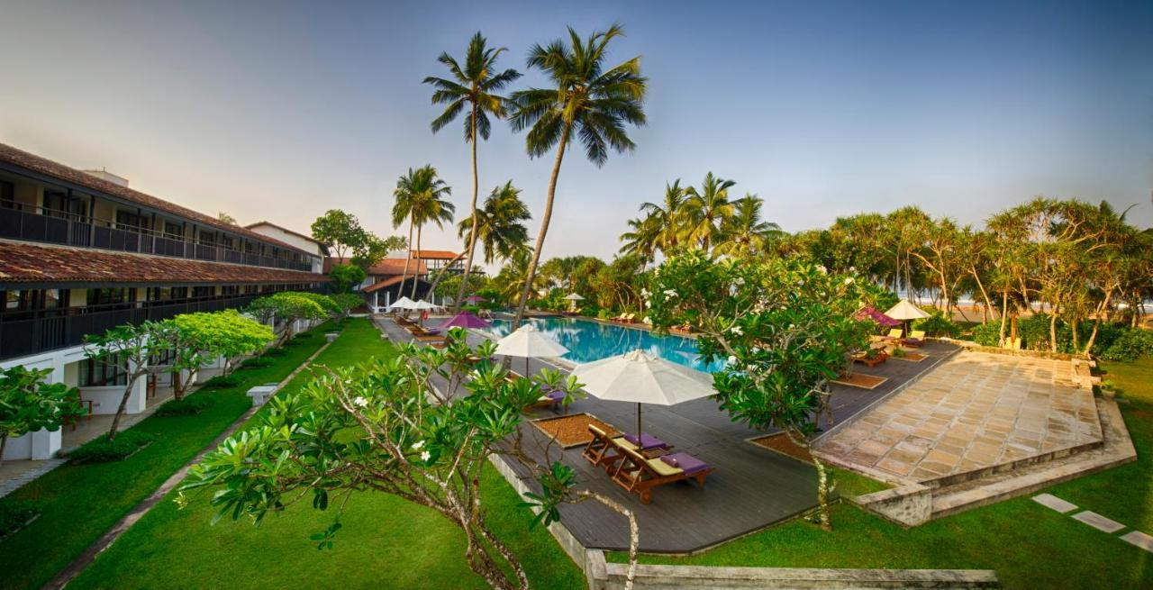 Шри-Ланка отели с хорошим пляжем в Бентоте