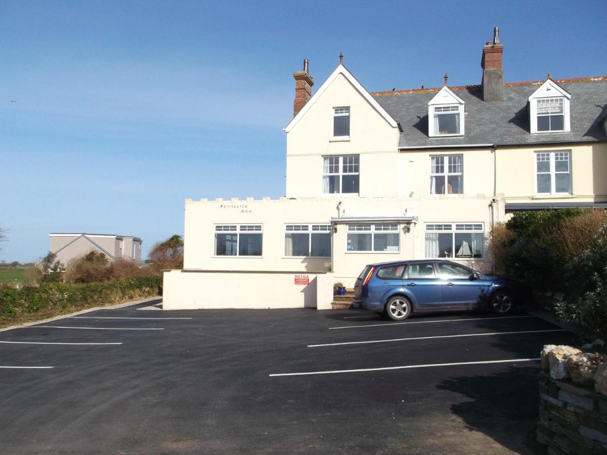Bed And Breakfasts In Saint Clether Cornwall