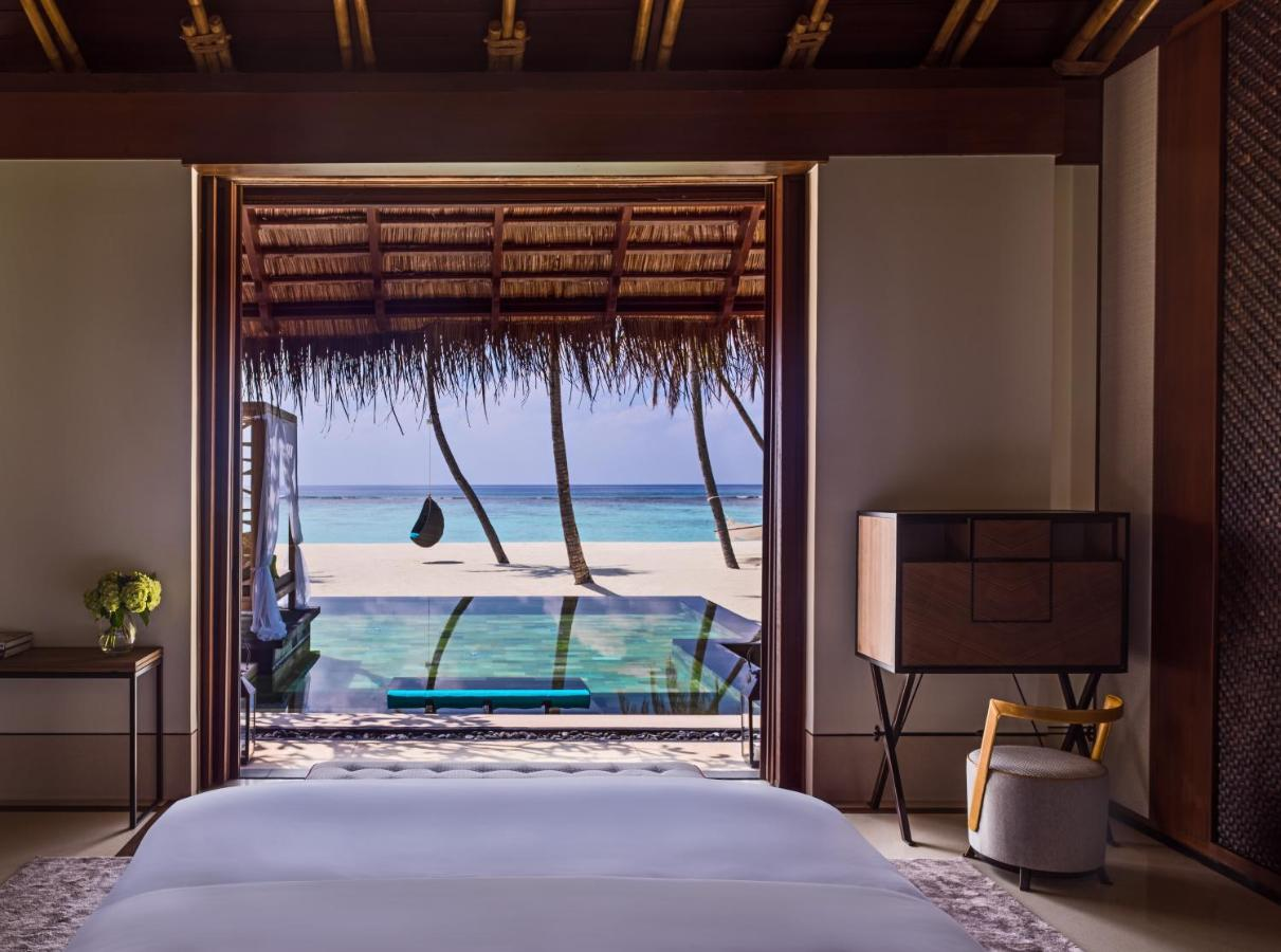 мальдивы резорт One & Only Reethi Rah