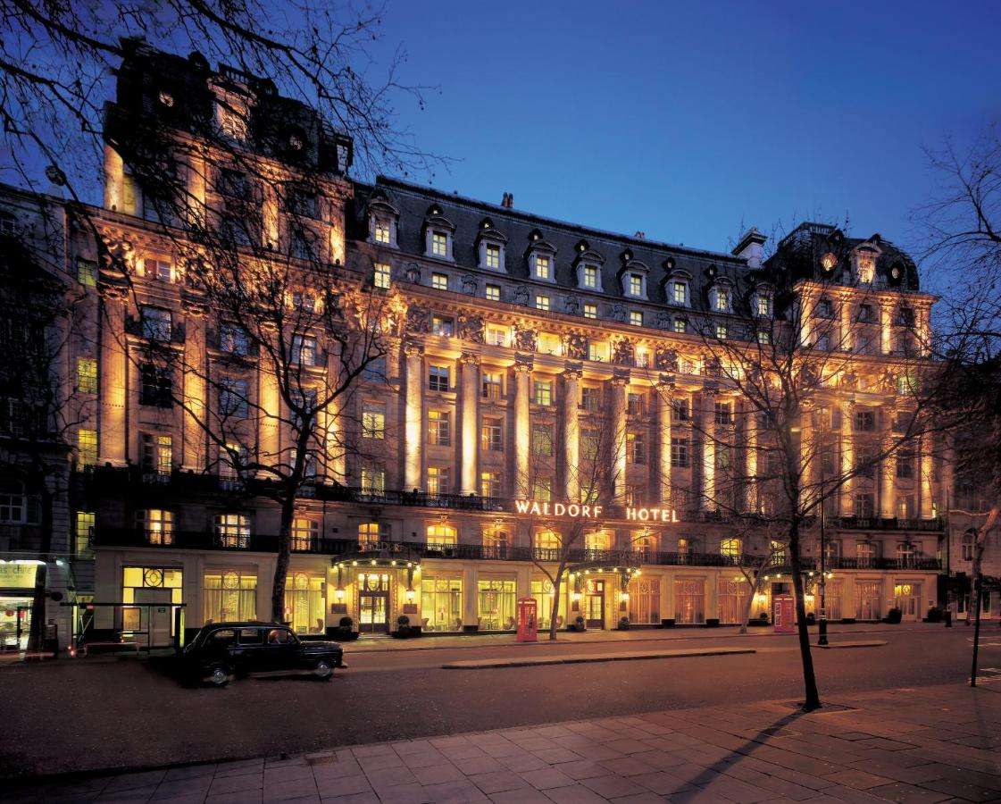 The Waldorf Hilton, London – Updated 2018 Prices
