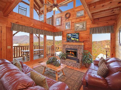 vacation home mountain seduction- two-bedroom cabin, waldens creek