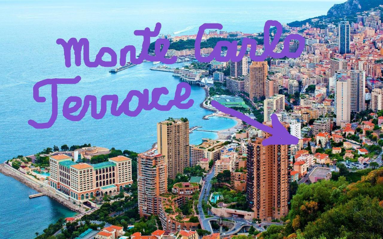 Apartment Monte Carlo Terrace, Beausoleil, France - Booking.com