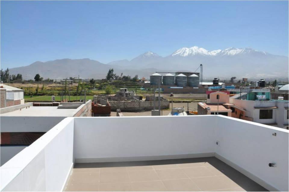 Jacuzzi En Terraza.Apartment Departamento Amoblado Con Jacuzzi Y Terraza Arequipa