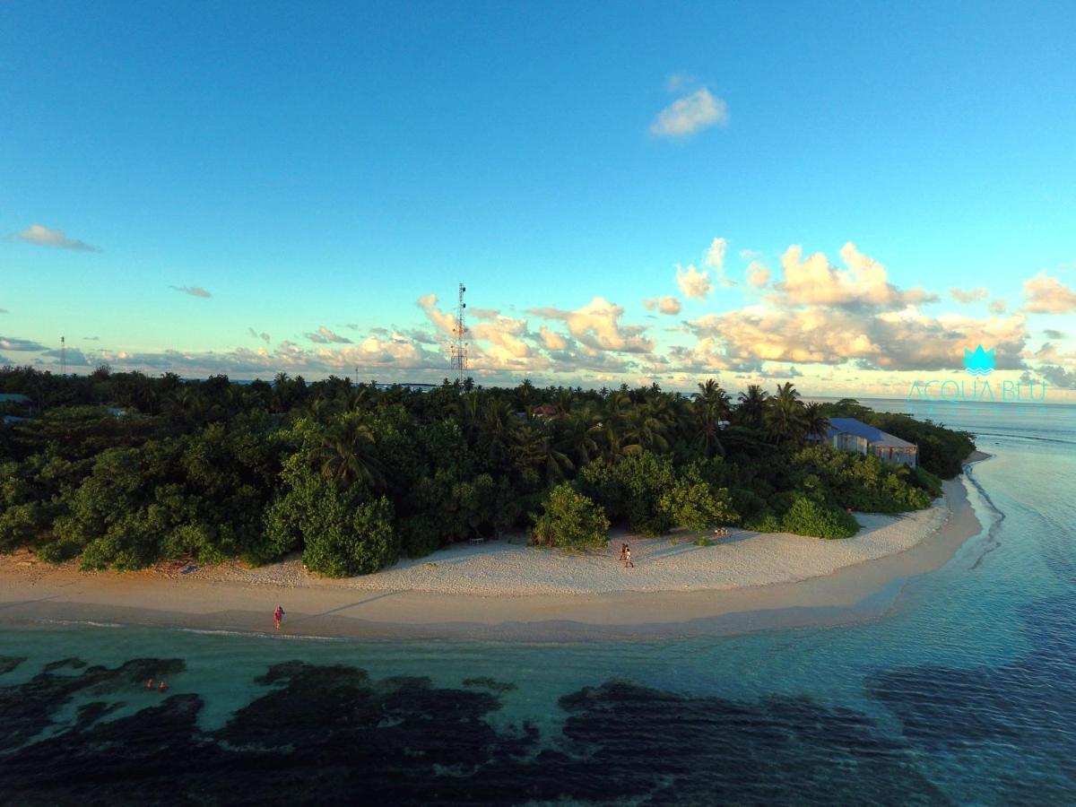 Отель Acqua Blu на острове Расду