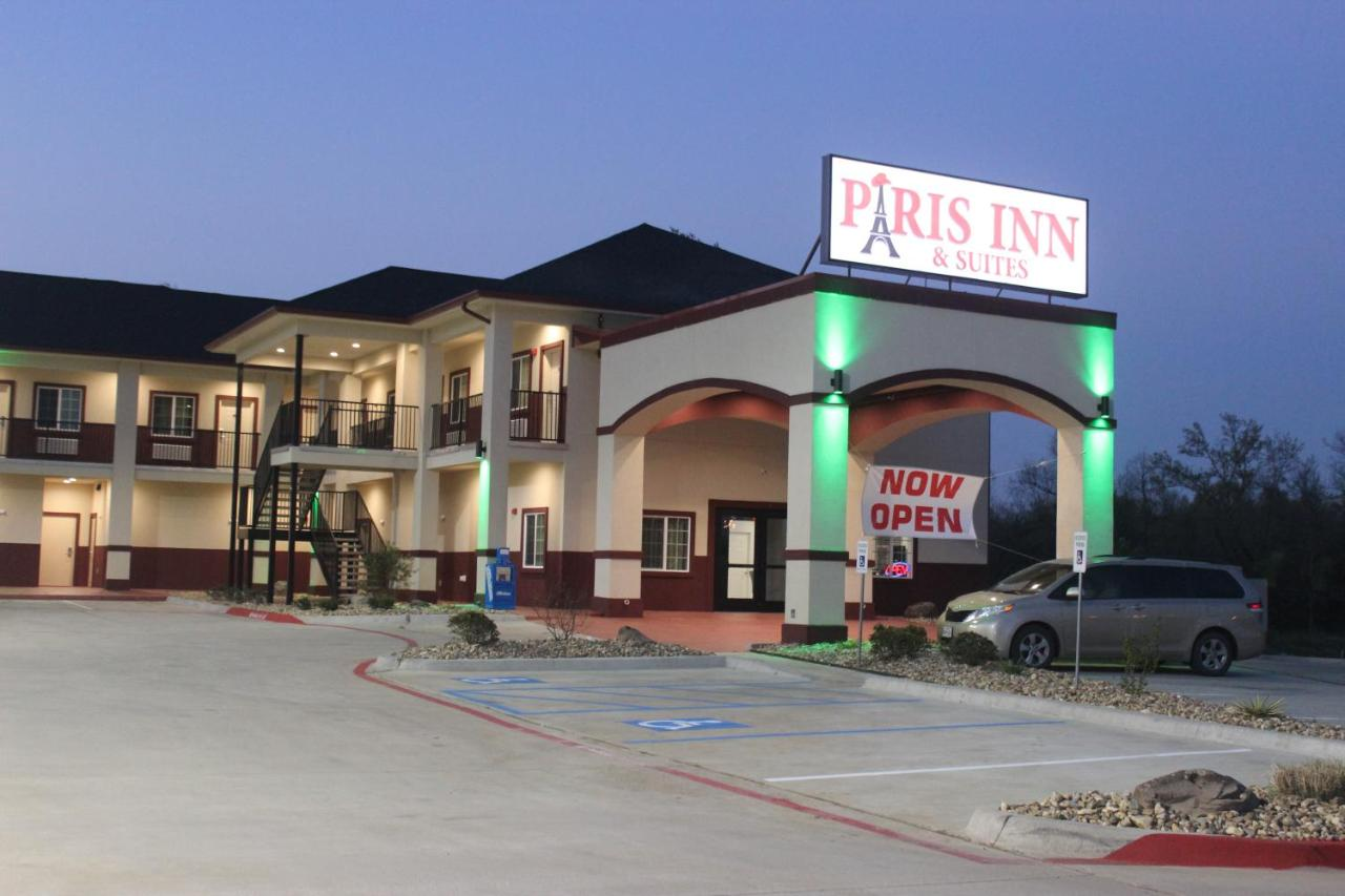 Hotels In Paris Texas